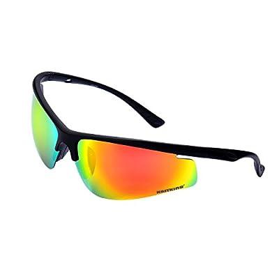 KastKing Polarized Sport Sunglasses Revo Lenses TR90 Frame UV Protection - FeatherLite Only 0.6oz