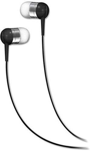 Maxell 190277 Stereo Earbud (No Mic) - Black