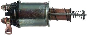 12V Lucas tipo motor de arranque solenoide para M127133531