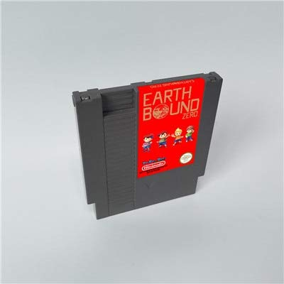 Value-Smart-Toys - Earthbound Zero - 8 Bit Game Card for 72