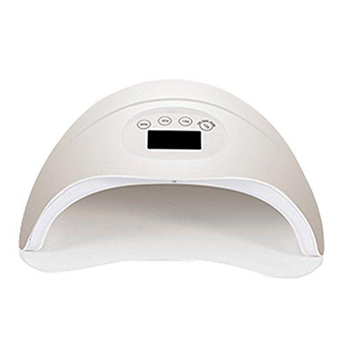 (JI TA New sun5 Plus Nail lamp Sunshine 5 Second Generation Smart led Nail Sensor Light Therapy)
