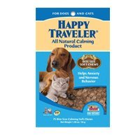 Ark Happy Traveler Chews 75ct (Pack of 2) (Ark Naturals Happy Traveler)