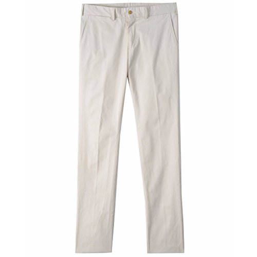 Bill's Khakis Men's M4 Slim Fit Montgomery Stretch Twill Pants, Stone, 40 Waist, - Montgomery Mall The