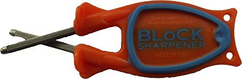 Block Sharpener The Block Knife Sharpener O/B