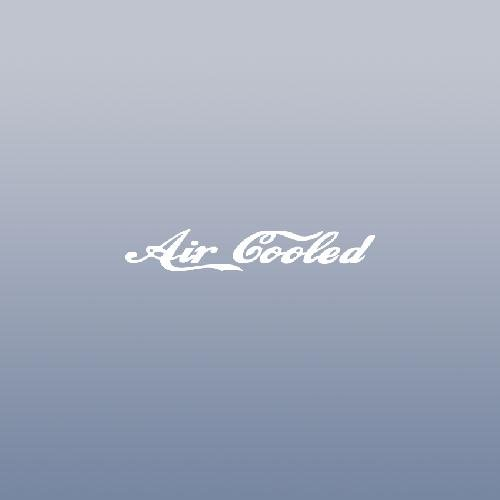 air cooled decal - 2