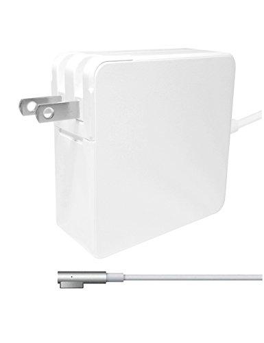 EasyChic Cargador Adaptador Compatible Apple Mac MacBook Pro 60W Magsafe 1, Modelo de 13-Inch L-Tip- Adaptador de Corriente...