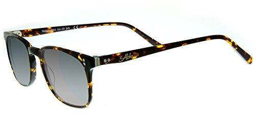 Aloha Eyewear Tek Spex 2001 MADE IN ITALY Unisex RX-Able Progressive Readers with Your Choice of Either Photo-Chromatic or Polarized Lenses (Tortoise - Photo Polarized