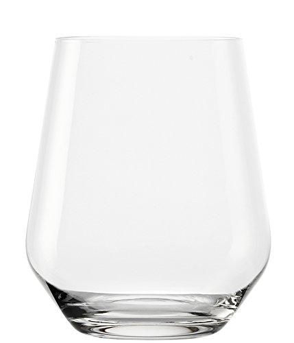 Stölzle Lausitz Whisky Gläser Quatrophil 644ml, 6er Set, Premiumqualität, spühlmaschinenfest, schöne Qualität
