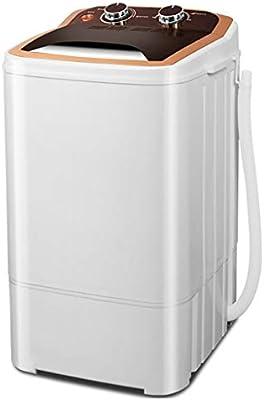 Lavadora portátil Pequeña Mini Mano Lavadora semiautomática ...