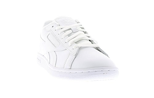 Reebok Men's NPC UK TX White Trainers BD1213 free shipping best sale factory outlet cheap online cheap new ue6Lz6lt