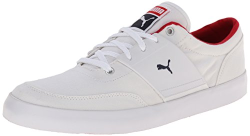 El Lace Red Sneaker White up Txt Puma Risk High 4 Fashion Ace CIAqdwd