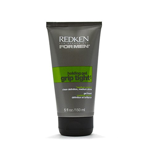 Price comparison product image Redken For Men Grip Tight Holding Gel, Medium Control 5 Fl oz