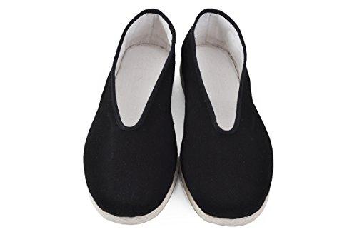 Zapatillas Tai Chi, Suela Cuerda Trenzada