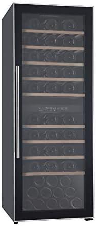 respekta WKS77 - Nevera de vino (2 climatizadores, independiente)[Clase de eficiencia energética B]