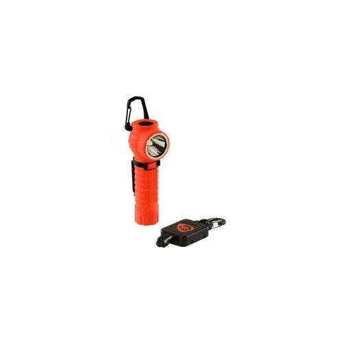 Streamlight 88832 PolyTac 90 LED Flashlight with Gear Keeper