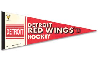 Old Time Detroit Red Wings - 3