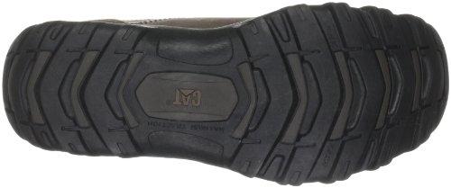 CAT Footwear Tact - Zapatillas de deporte de cuero nobuck para hombre Marrón - marrón oscuro