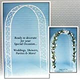 Amscan Wedding Arch Decoration