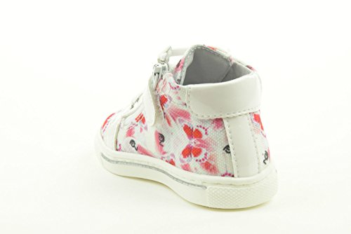 BLACK GARDENS Real Turnschuhe P520821F / 707 Bianco