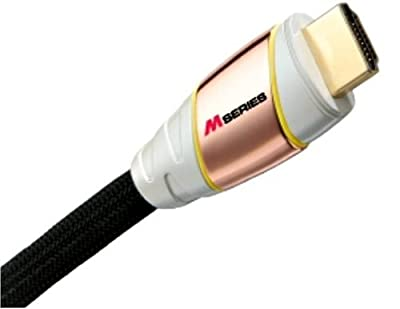 Monster Cable M1000 HD-8 Ultimate High Speed HDTV HDMI Cable