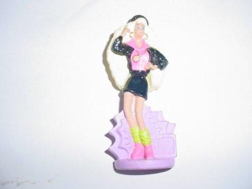 McDonalds Rappin Rockin Barbie Happy Meal Toy