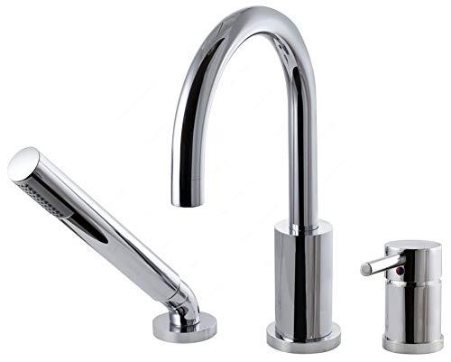 RICHELIEU HARDWARE - Riveo Faucet For Bath - A211140 - Chrome