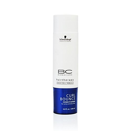 Schwarzkopf BC Bonacure Curl Bounce Conditioner for Curly and Wavy Hair 200ml/6.8oz
