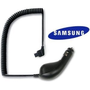 OEM Samsung Car Auto Charger CAD300MBEB for Blackjack (i607) A303 A503 A707 D807 D820 D900 M610 R510 T509 T519 T629 T809 U420 U740 (Samsung R510 Wafer)