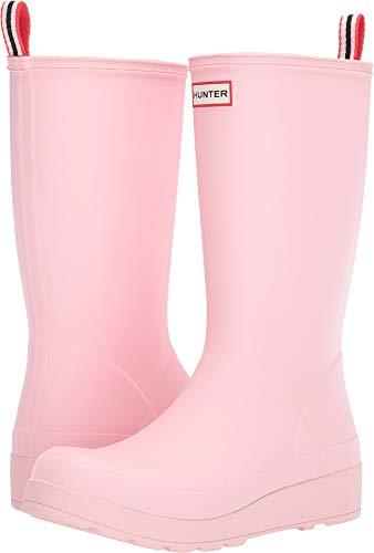 Hunter Women's Original Play Boot Tall Rain Boots Candy Floss 9 M US]()