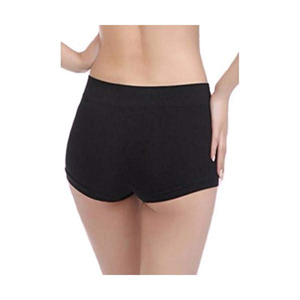 Firstwish Women's Synthetic Boy Shorts 2 31I4fimCJpL