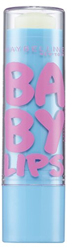 Maybelline New York Make-Up Lippenbalsam Baby Lips Pflegebalsam Hydrate / Lippenpflege für trockene Lippen, 1 x 4 g