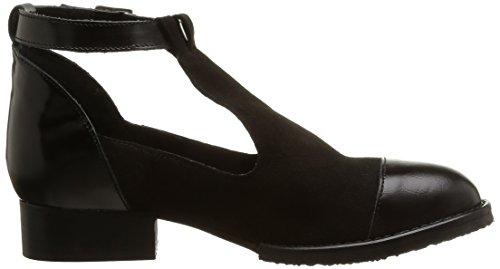 JONAK 225-2401, Women's Slouch Boots Black (Velours/Polido/Noir)