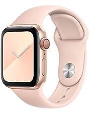 Pulseira de silicone Para Apple Watch M/L 38/40mm