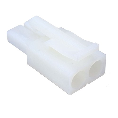 DADEQISH 10 set Connettore maschio e 2 terminali femmina per caricabatterie Optimate Accumate Accessori per attrezzi da moto