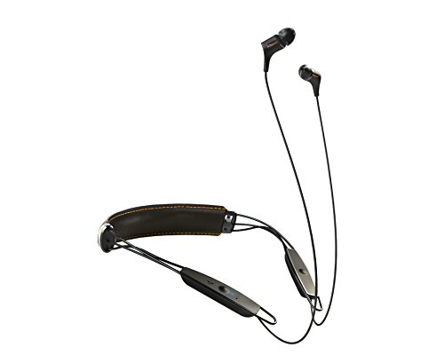 Klipsch R6 Neckband Bluetooth Headphone - Black