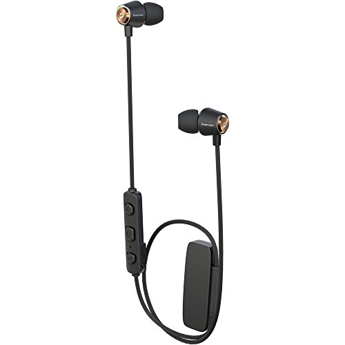 Dearear Bluetooth earphone JOYOUS【DE-0004】(Black × Gold)【Japan Domestic genuine products】