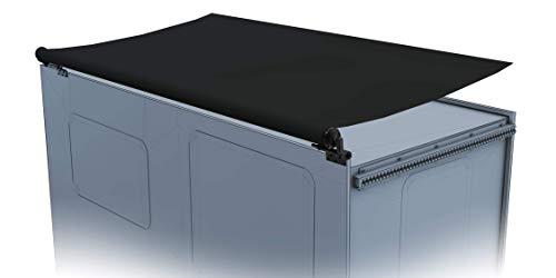 (Lippert RV Solera Awning 6.5' Slider Black V000165063)