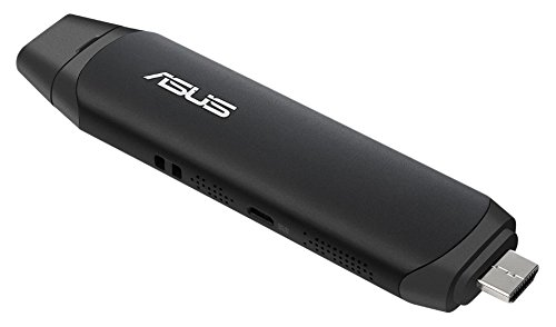 ASUS スティック型 デスクトップ VivoStick TS10 ブラック TS10-B078D (WIN10 64Bit/インテル Atom x5-Z8350/4G/64GB eMMC)
