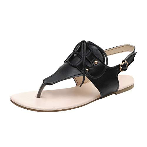 Multicolor Veyikdg One Black de pour Sandals Size Chaussures course femme xSZYS1Cqw
