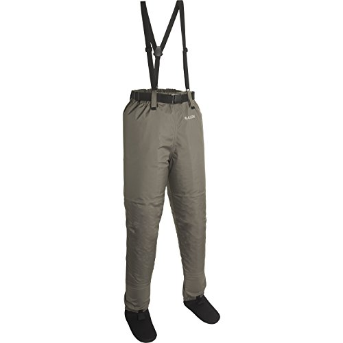 Hip High Waders (Allen Sweetwater Waist High Stockingfoot Wader, Brown, X-Large)