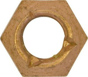 Clarik Manifold Nuts-Copper Flashed Metric M8 X 1.25Mm Pitch Pack Of 10