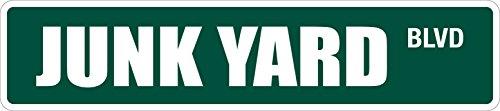 StickerPirate Junk Yard 4
