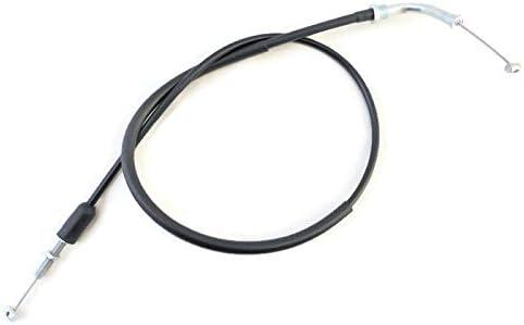 LINMOT GHZVT125 Cable de Acelerador para Honda VT 125 Shadow Color Negro Cable Bowden 99-08