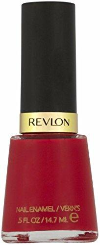 Revlon Nail Enamel Red