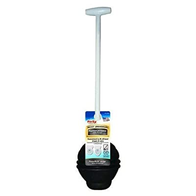 Korky 99-4A Max Performance Plunger Small Black New