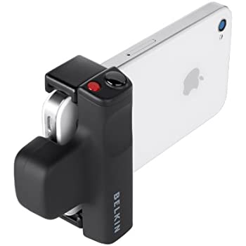 Amazon.com: Belkin LiveAction iPhone Camera Grip: Cell
