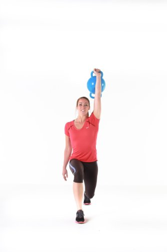 Kamagon Exercise Ball, Blue, 9-Inch with workout DVD by Kamagon (Image #4)
