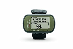 Garmin Foretrex 401 GPS Watch with Compass and Barometric Altimeter