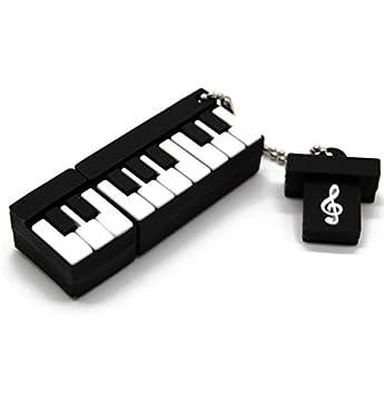 U Disco Cartoon USB 2.0 Instrumento Musical Piano Guitarra Violín ...