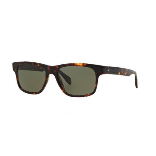 0a14b55c4a2 Oliver Peoples OV5267 1415 P1 Becket Brown Tortoise   Green ...